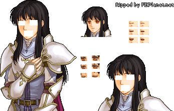 Sprite of Astrid