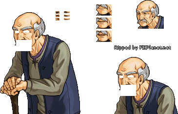 Sprite of Jacob