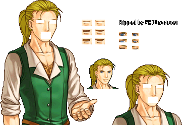 Sprite of Jorge (Shop)