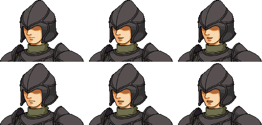 Sprite of Daein Soldier (1)